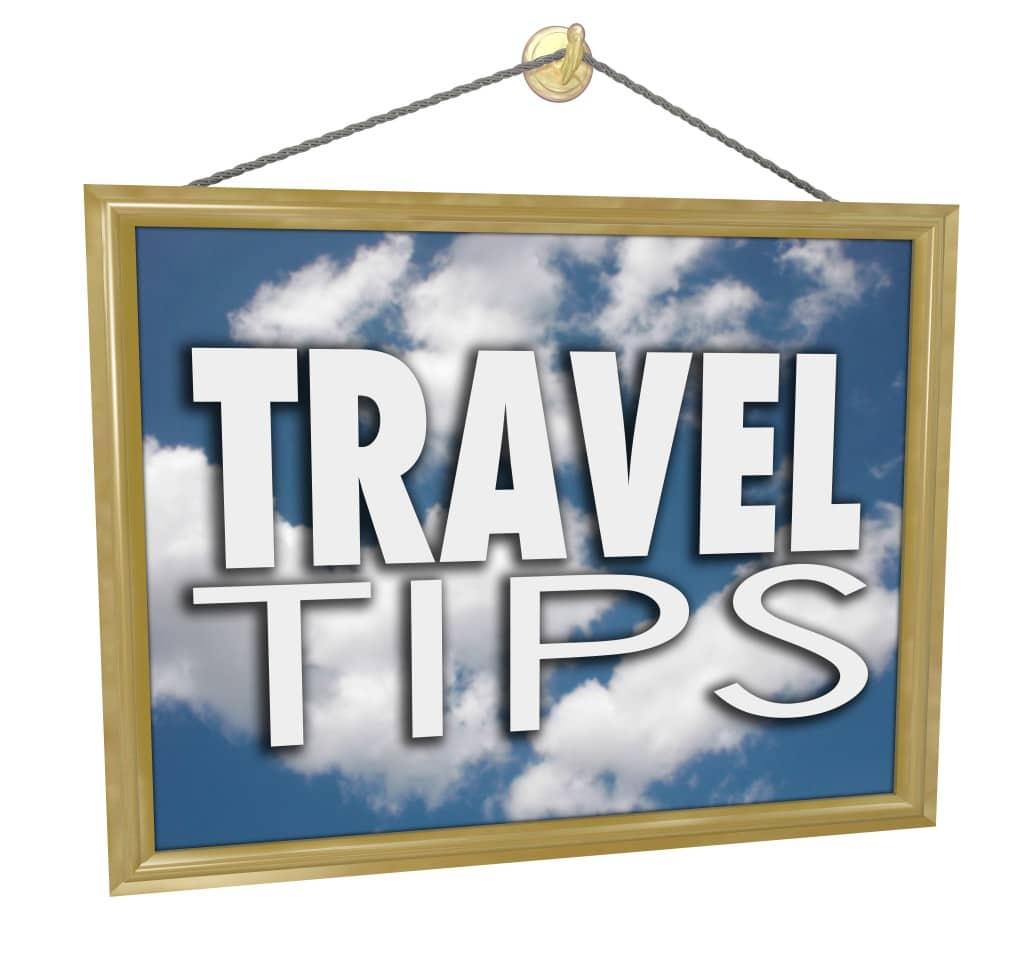 los mejores consejos de viaje