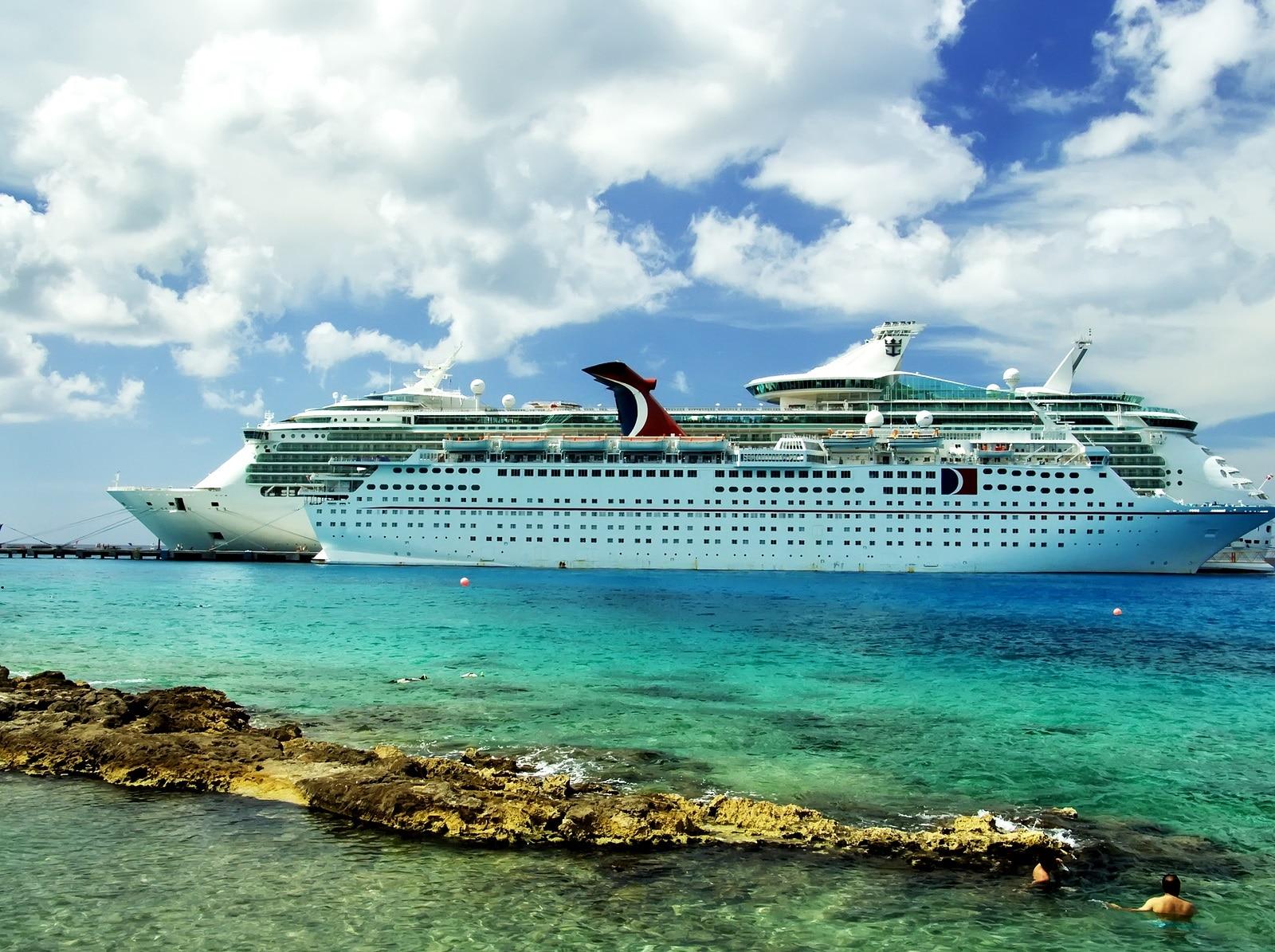 Cruceros por México