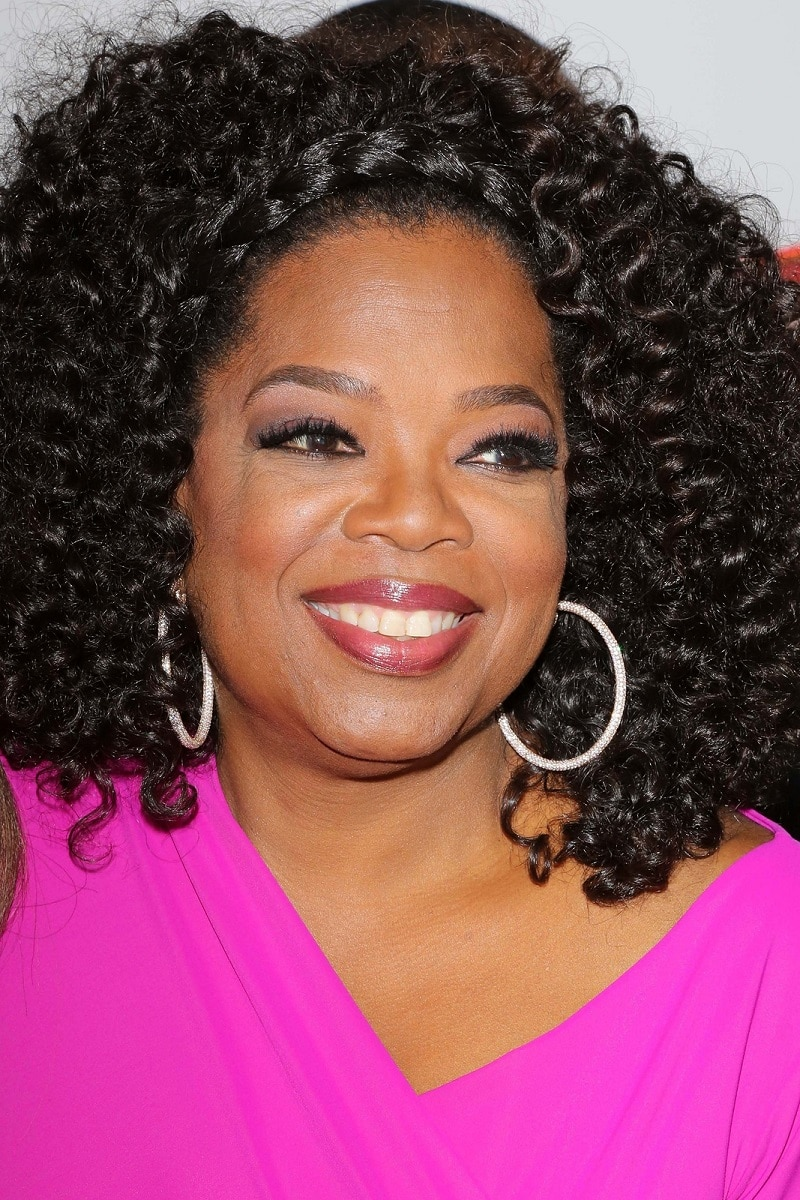 Accidente de Oprah Winfrey