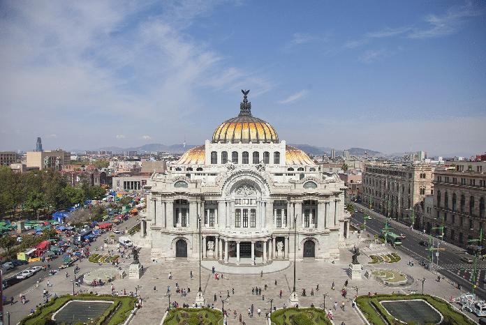 80 Años del Palacio de Bellas Artes