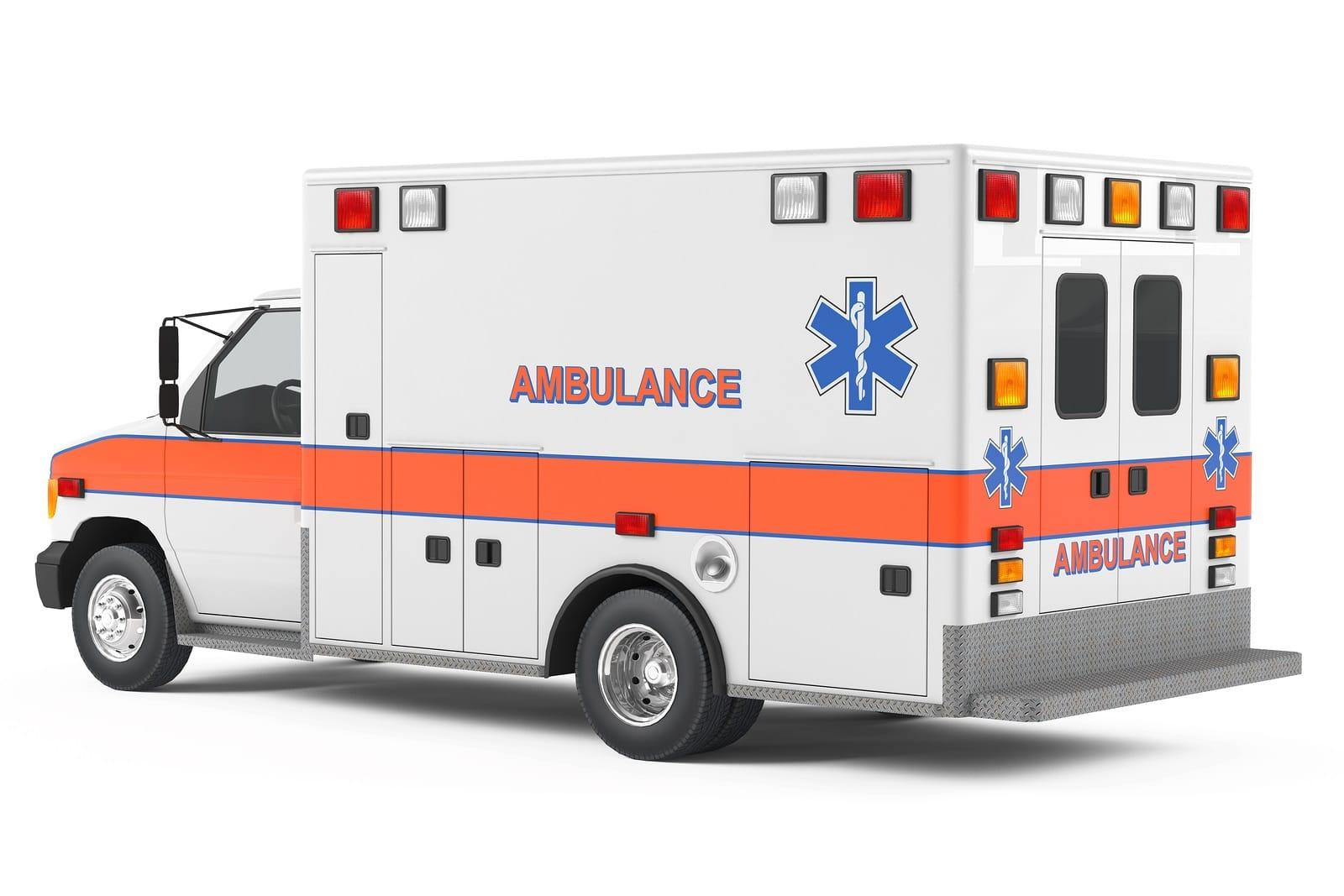 Paciente de Hospital Roba Ambulancia