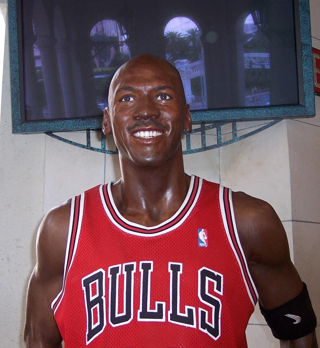 Homenaje a Michael Jordan