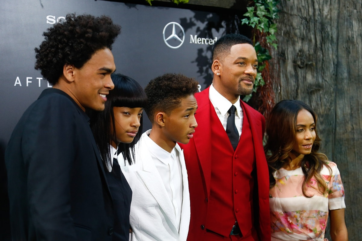 Hijos de Will Smith