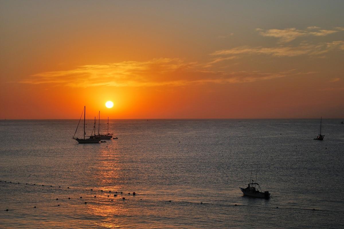 Atardecer en Cabo San Lucas