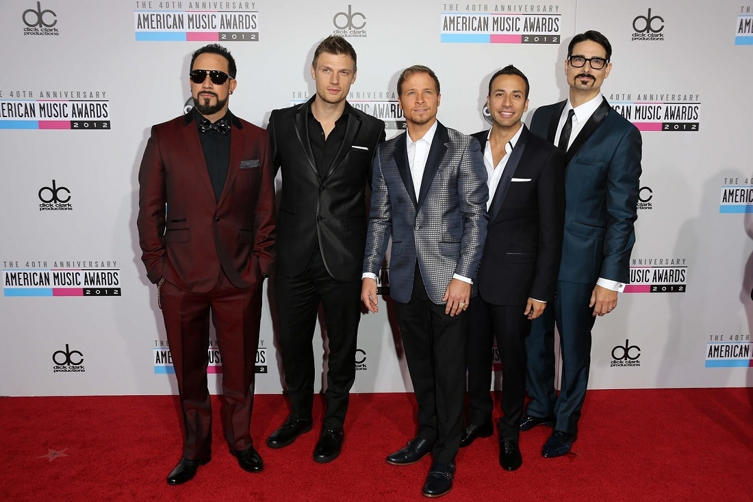 Documental de los Backstreet Boys