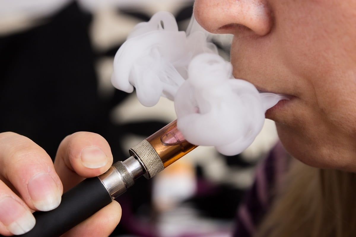 Efectos nocivos del cigarro electrónico