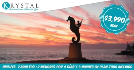Promoción Viaje a Puerto Vallarta