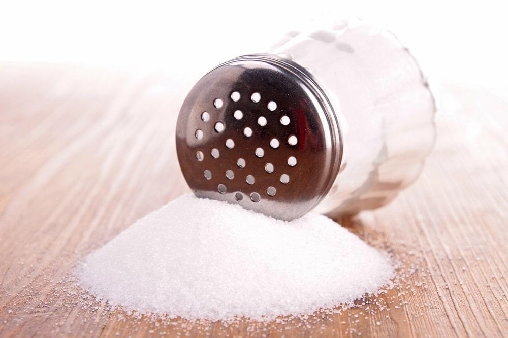 Los daños de la sal y el azúcar