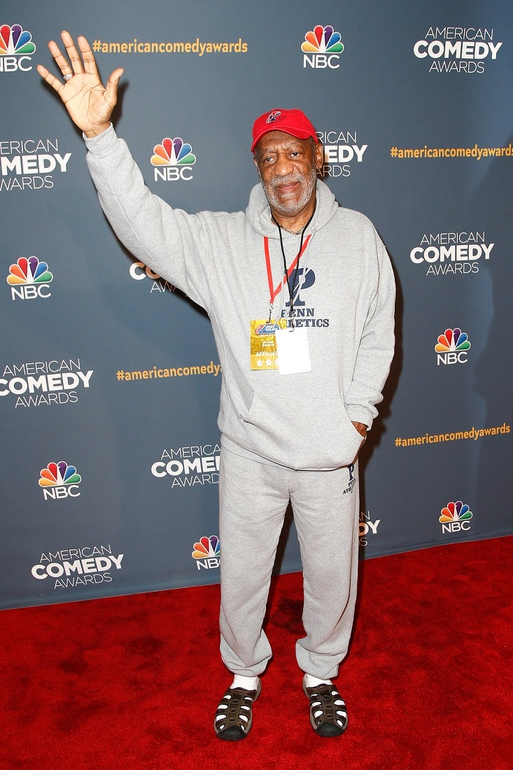 Bill Cosby es acusado de violación
