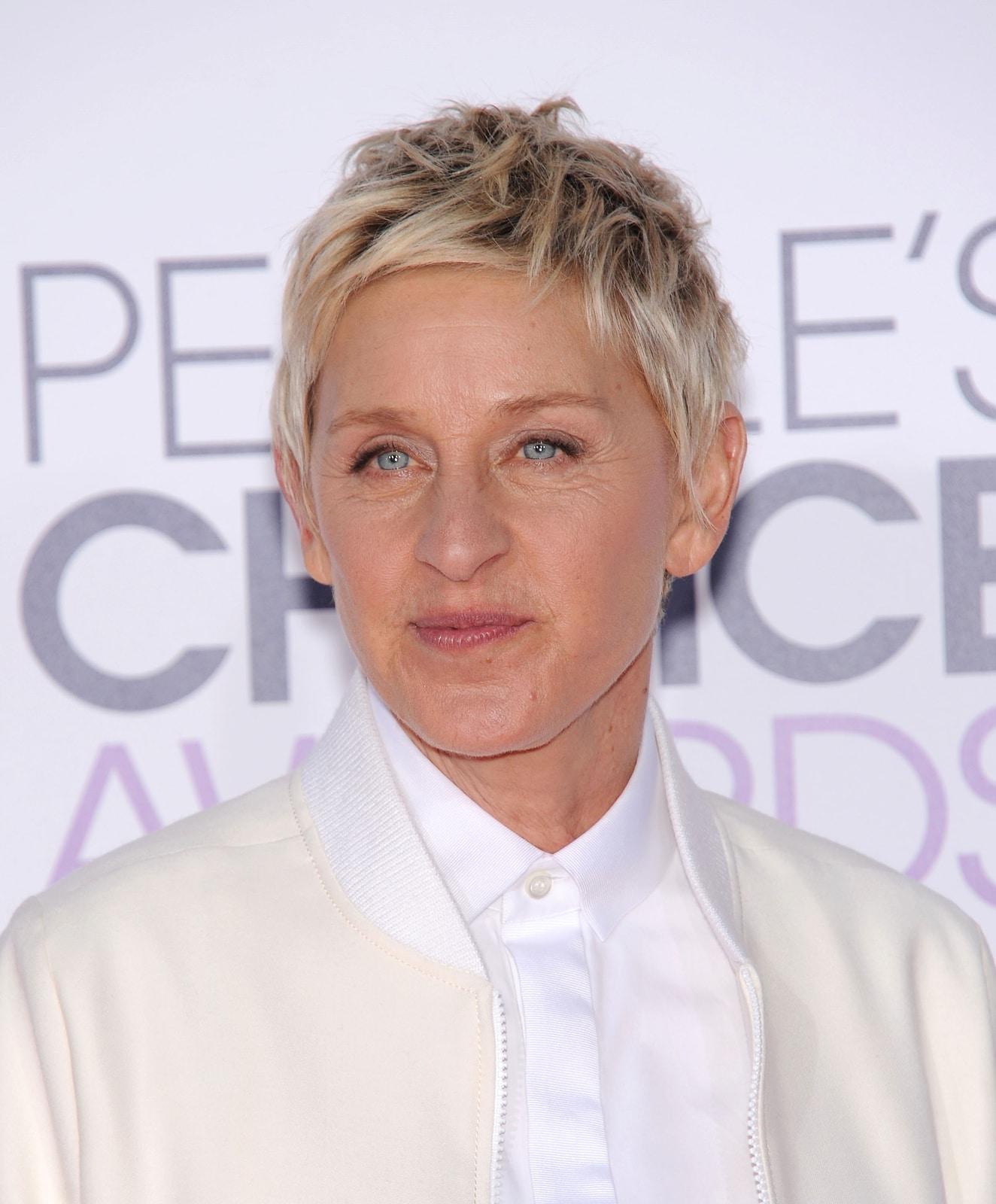 Ellen Degeneres habla sobre su homosexualidad