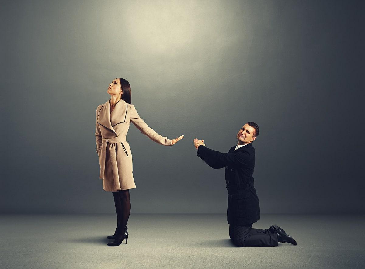 Errores de las mujeres en el matrimonio