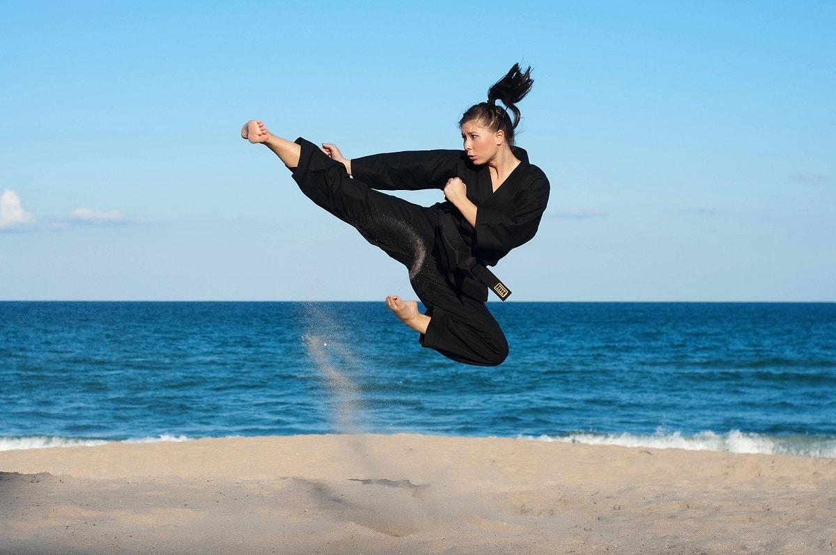 La pelea de taekwondo más tierna