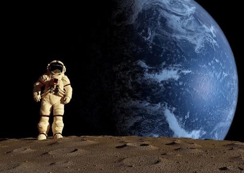 Los viajes a la luna son una farsa