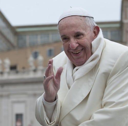 Papa Francisco se disculpa con México