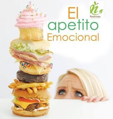 qué es el apetito emocional