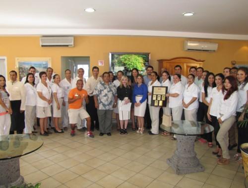 Premio a Krystal Resort Puerto Vallarta