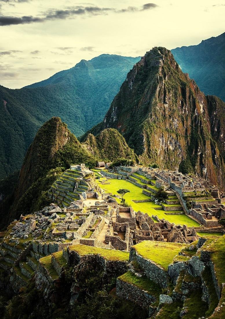 Ver Machu Picchu en tiempo real con Google Street
