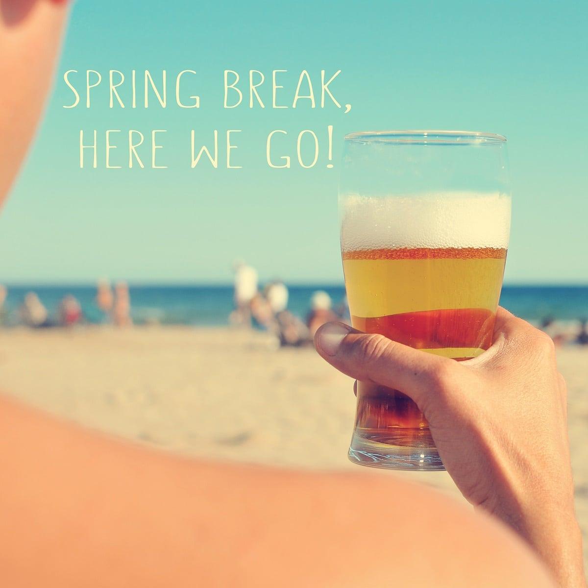 spring break en cancún