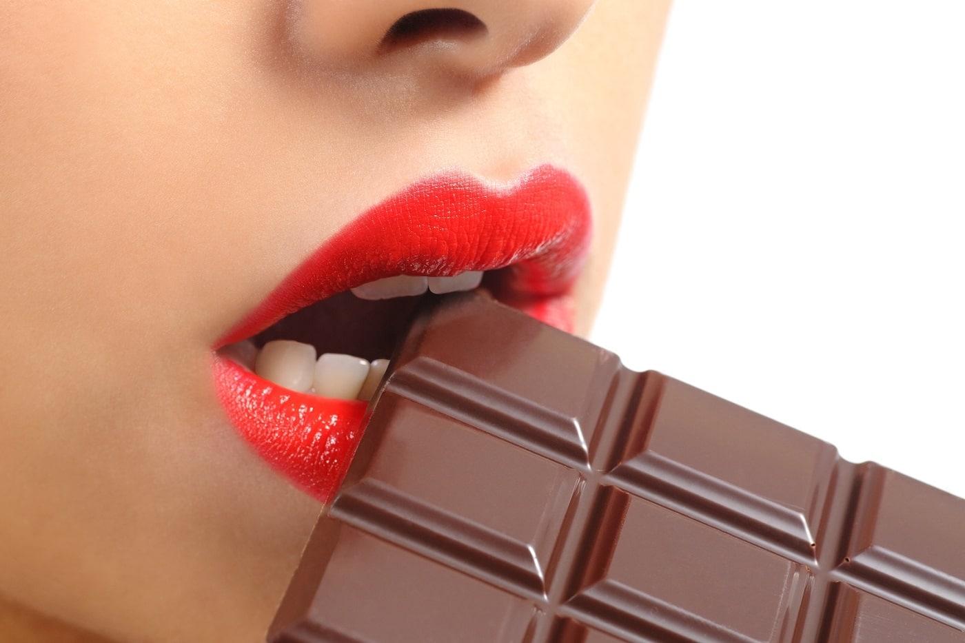 chocolate con Q10 que combate la depresión