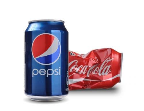 Coca-Cola vs Pepsico