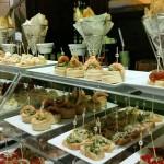 nuevo menú en Tapas Lounge