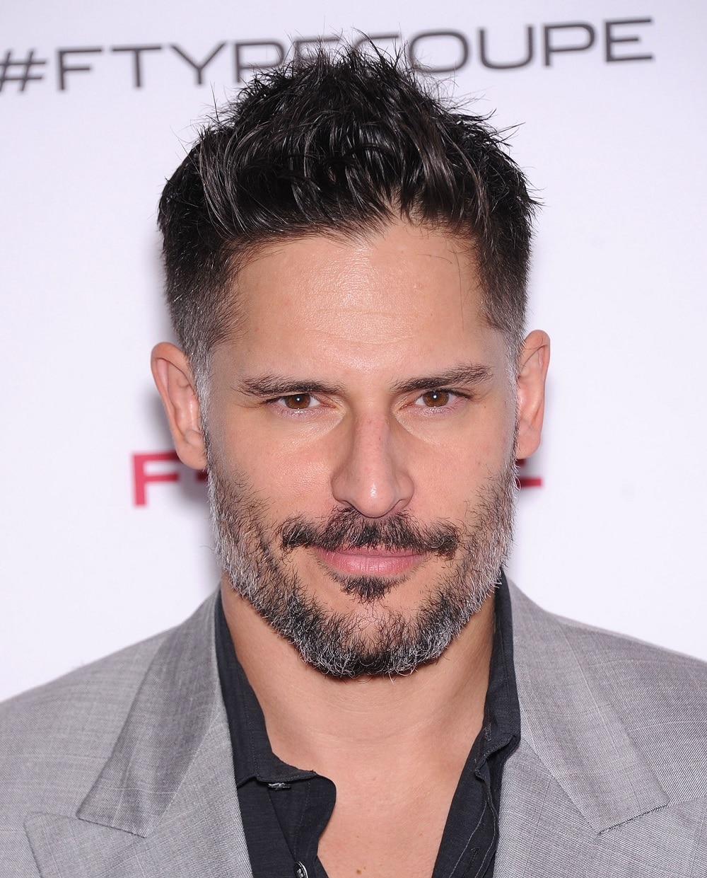 Joe Manganiello en la revista Details