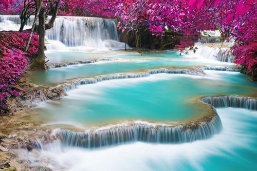 Las 5 piscinas naturales m s hermosas del mundo ent rate for Imagenes de piscinas bonitas