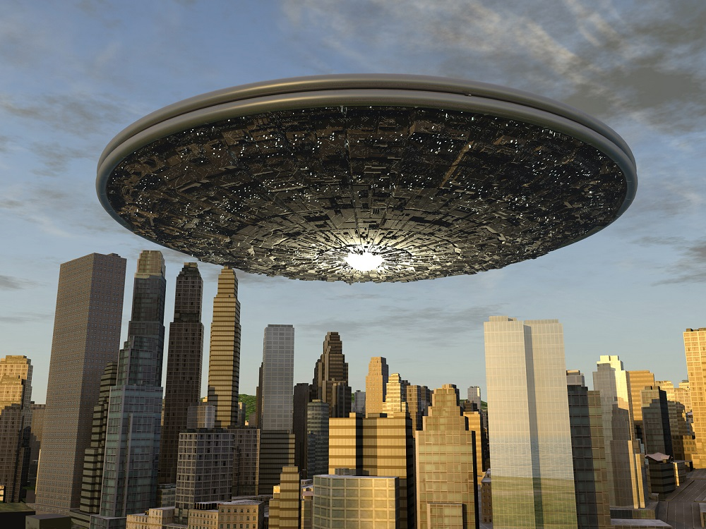 Descubren vida alienígena
