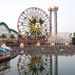 parques temáticos famosos en California