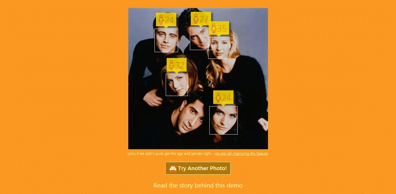sitio web que adivina la edad