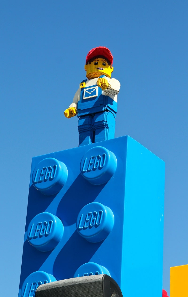 nuevo hotel de Lego en Orlando