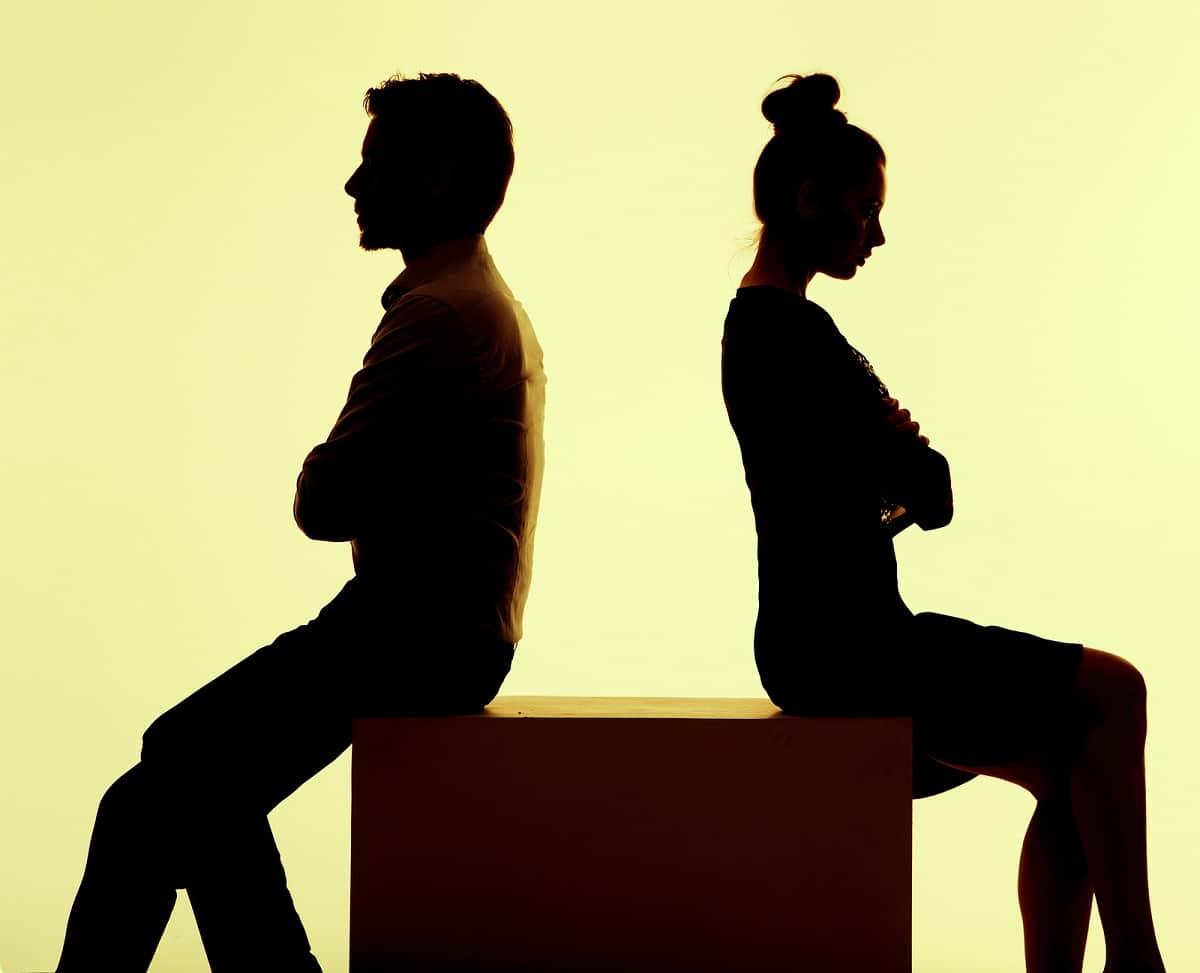 problemas comunes entre parejas
