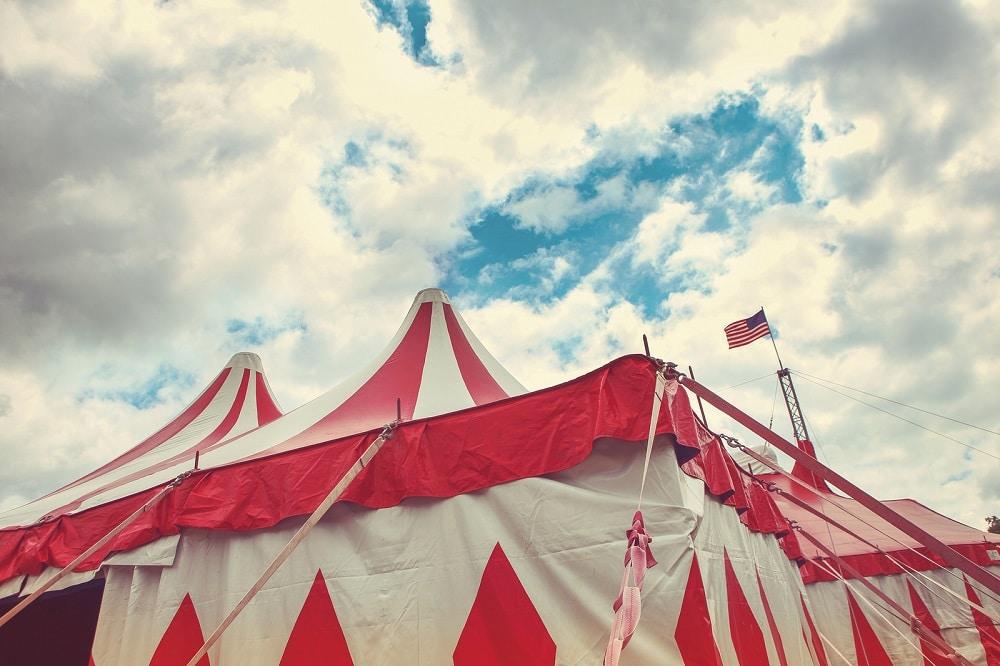 el mejor circo en Las Vegas