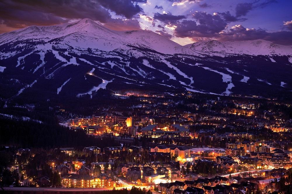 unas vacaciones a Breckenridge Colorado