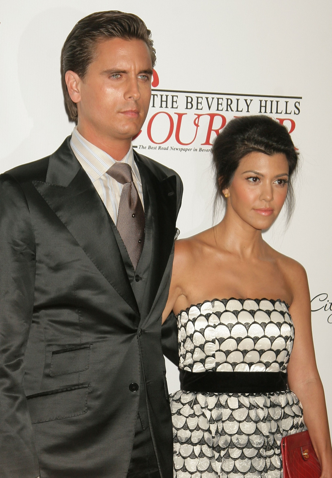 Kourtney Kardashian decide terminar con Scott Disick