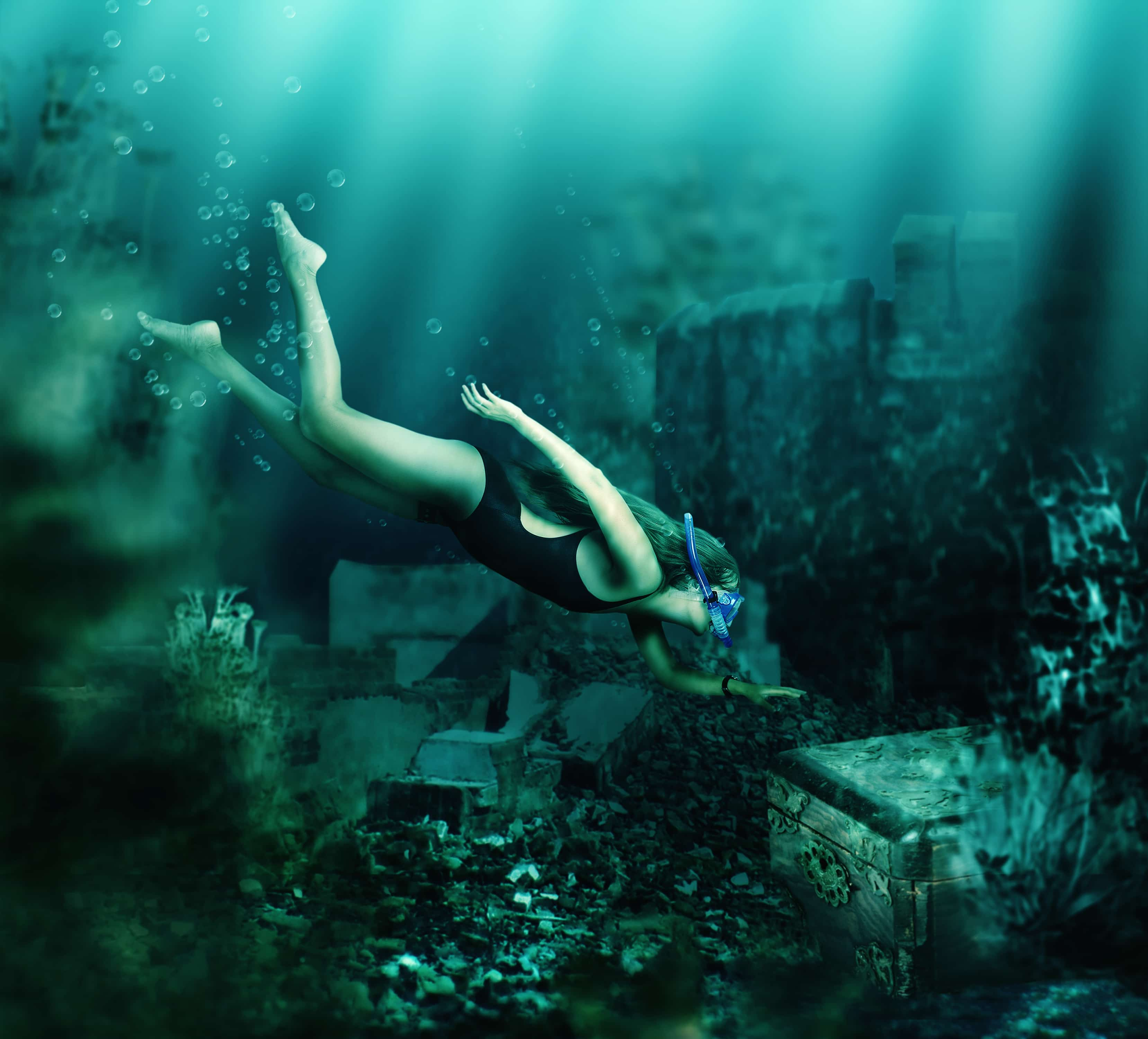 No te pierdas el Museo Subacuático de Arte en Cancún