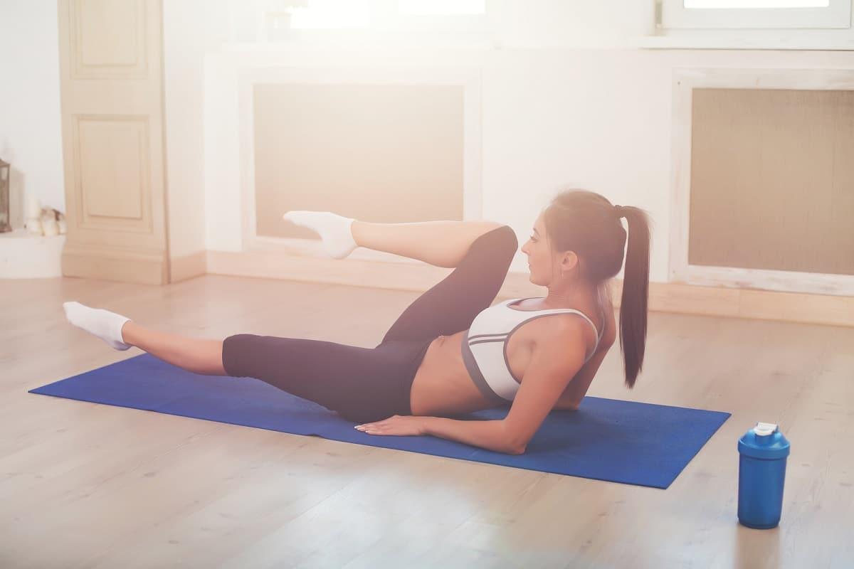 beneficios de entrenar en casa