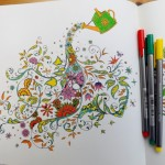 libro de colorear para adultos