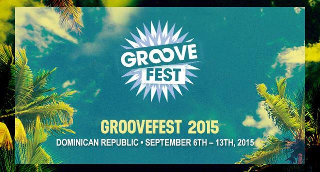 Groovefest 2015 - Vía Facebook