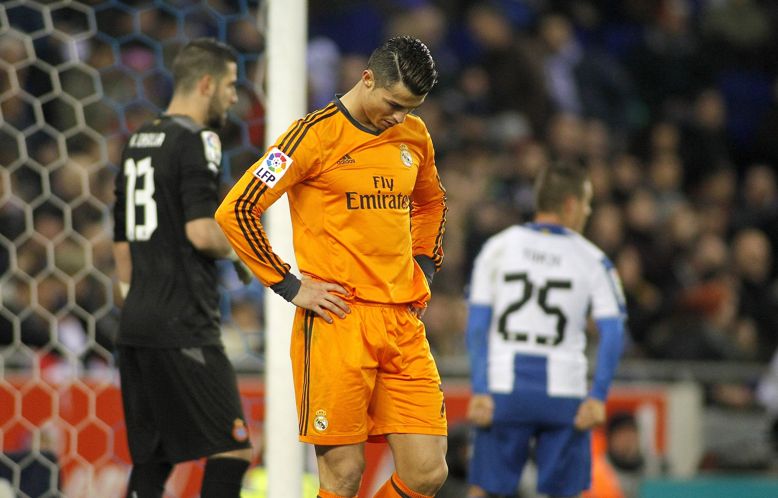 Para Cristiano Ronaldo el tamaño si importa