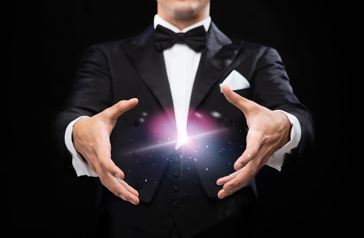 los mejores shows de magia en las vegas