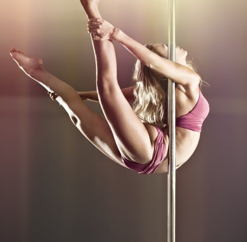 ¿Conoces los beneficios del Pole Dance?