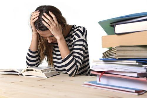 Errores y recomendaciones al estudiar