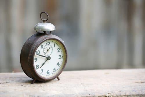 5 consejos para dejar de ser impuntual
