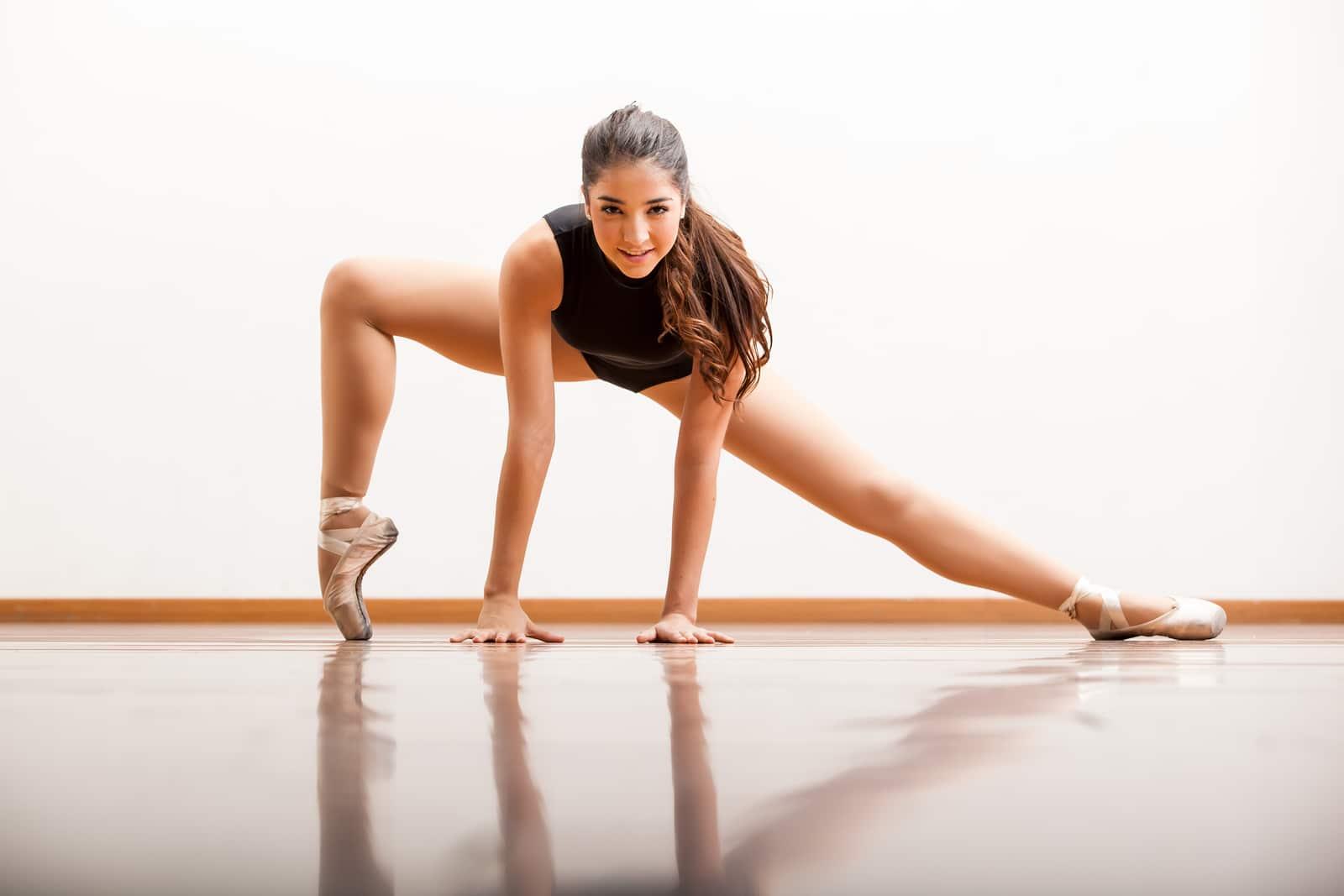 rutina de ballet para tonificar