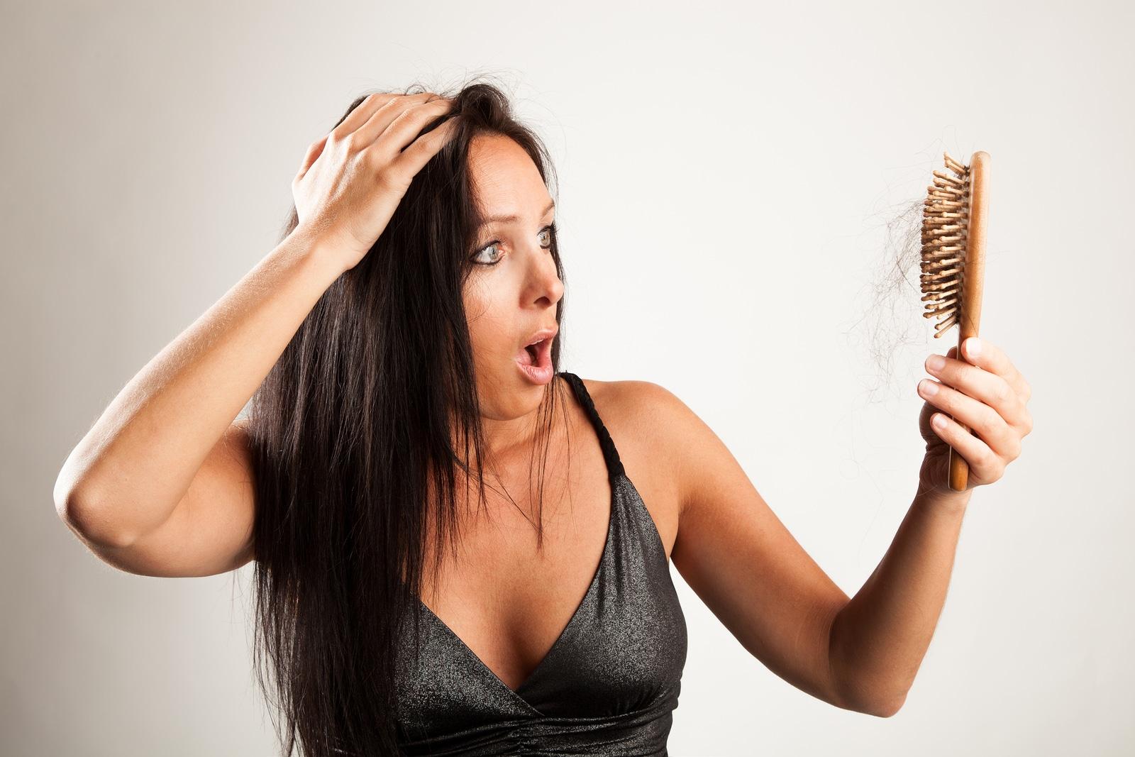 Detén la caída del cabello naturalmente