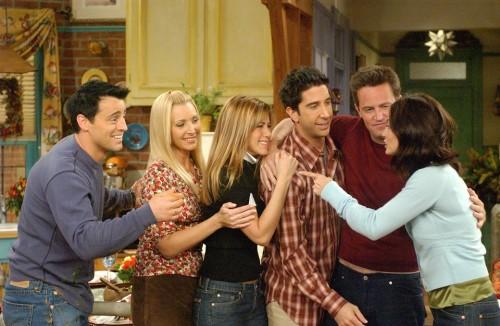 nuevo episodio de friends