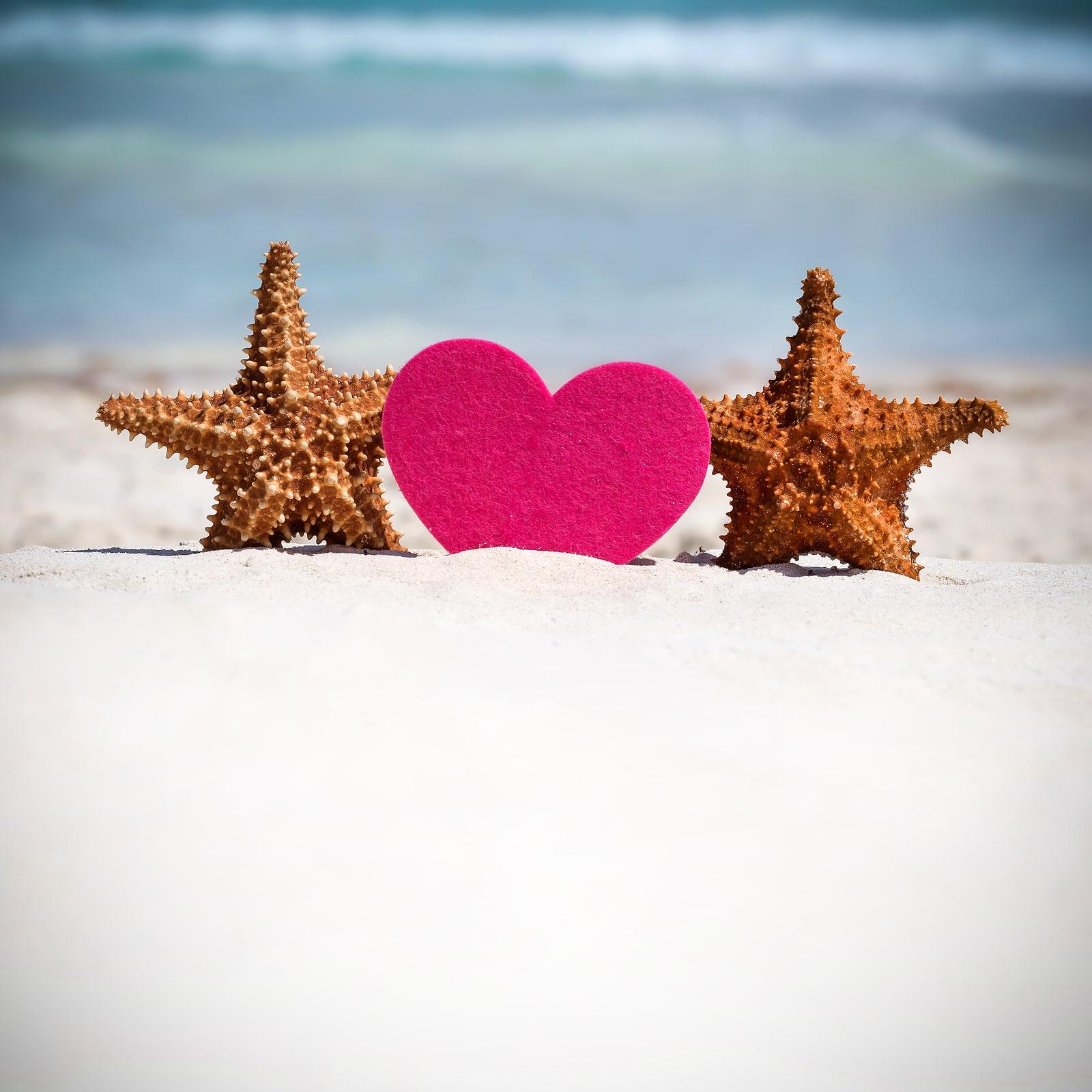 destinos románticos en el caribe