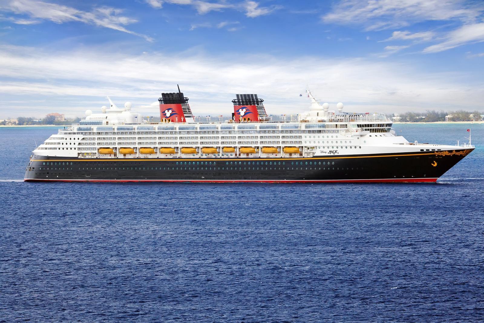 Cruceros de Disney en Mazatlán