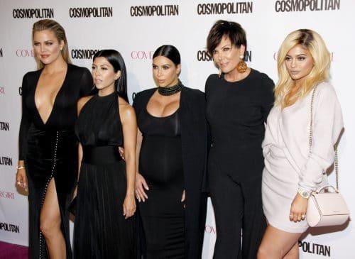 13 datos curiosos que no sabías sobre las Kardashian